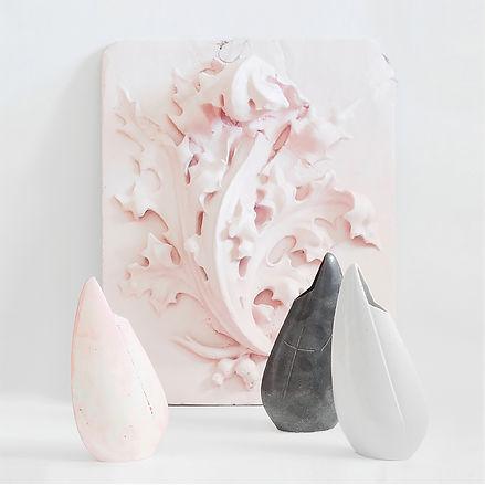 SULTANOV DMITRII   Ceramics   Petals project / 12Y