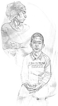 SULTANOV DMITRII | DRAWING | / 17–18Y