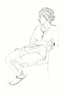 SULTANOV DMITRII | Sketches | PEOPLE / 17Y