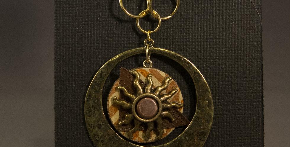 summer sun necklace