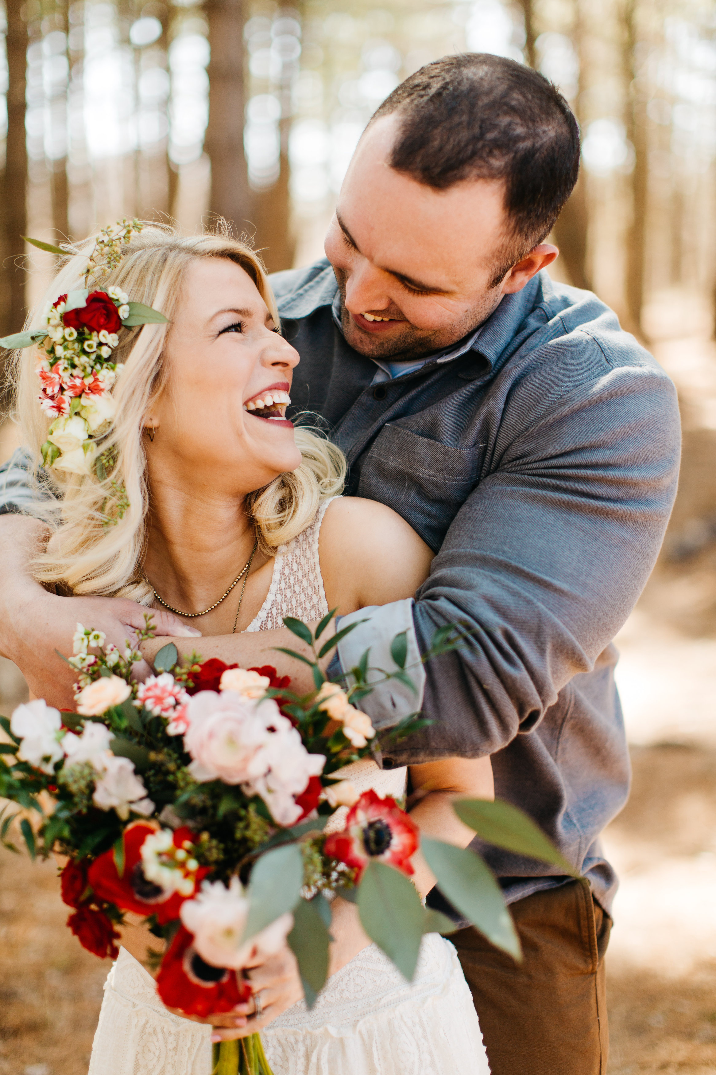 Petal Pushers STL styled shoot