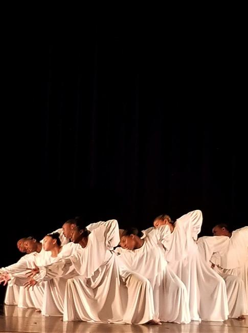 PBPAC Students Performing
