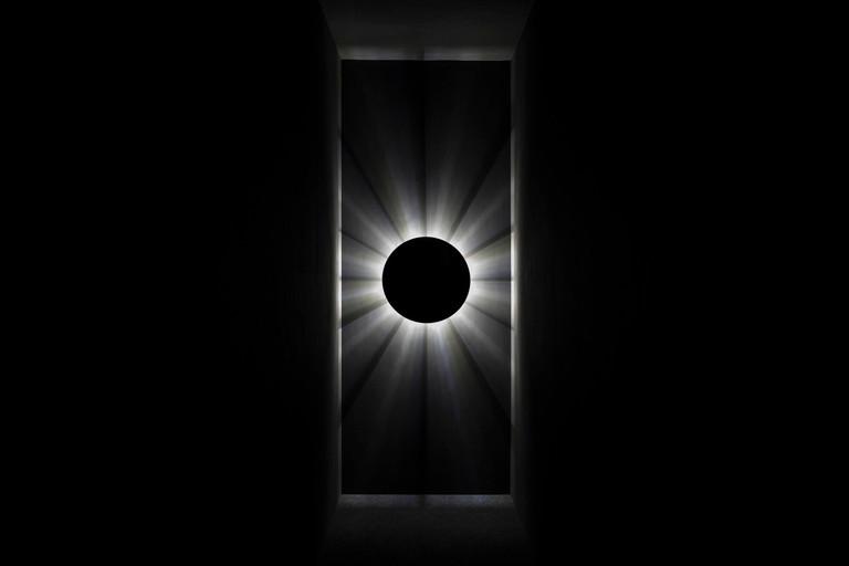 Ein Denkmodell des Universums: Das dunkle Licht
