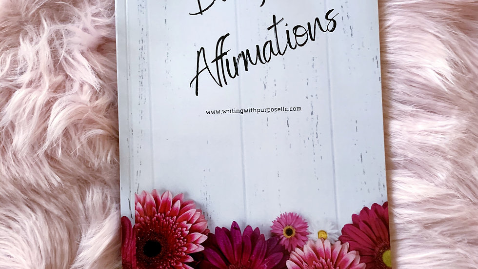 Daily Affirmations Journal