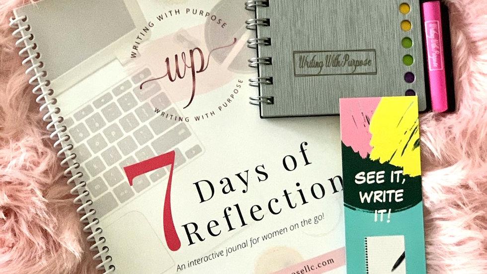 7 Days of Reflection Journal- Bundle