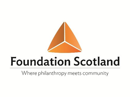 'Funded by Wesleyan Foundation through Foundation Scotland'