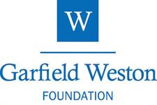We are delighted to have been awarded £10,000 from Garfield Weston Foundation.
