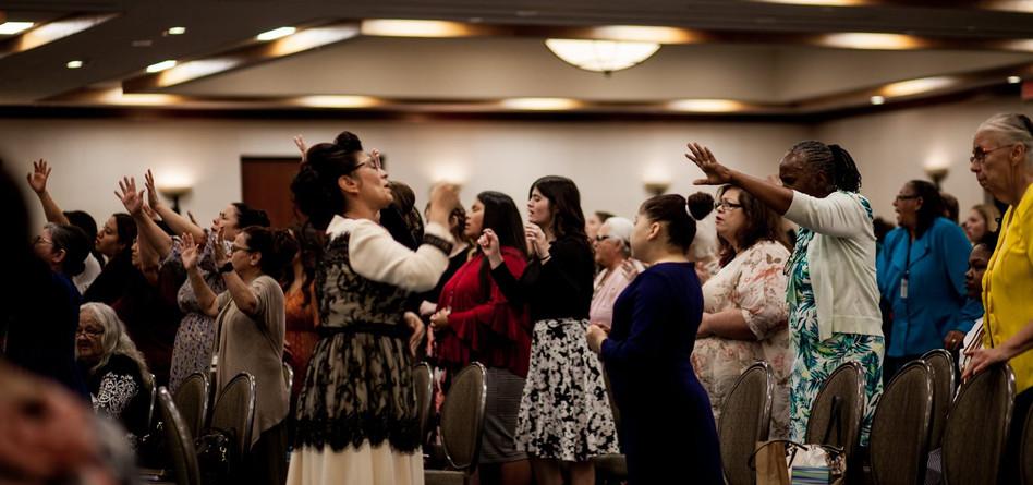 Arizona Ladies Conference Services 2019