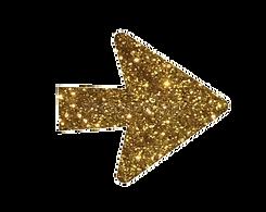 glitter-golden-isolated-arrow-flat-icon-
