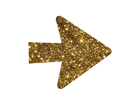 glitter-golden-isolated-arrow-flat-icon-