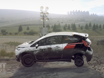 Rallyefahrer gewinnen Simracing Rallyecup