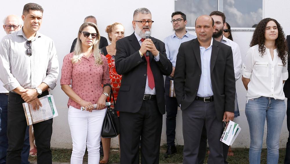 Luiz Cláudio de Oliveira - Presidente do Instituto Espinhaço