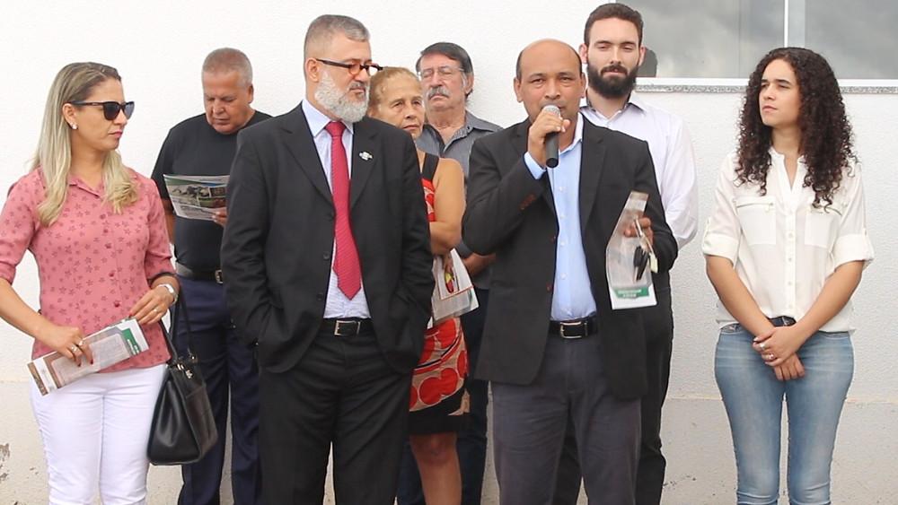 Martinho Mendes - Prefeito de Alto Paraíso de Goiás