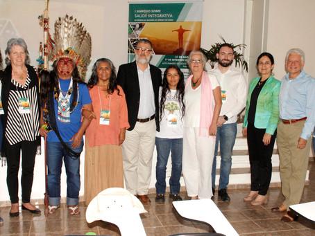 I Simpósio sobre Saúde Integrativa e plataformas de Saúde Integrativa são noticiados em Alto Paraíso