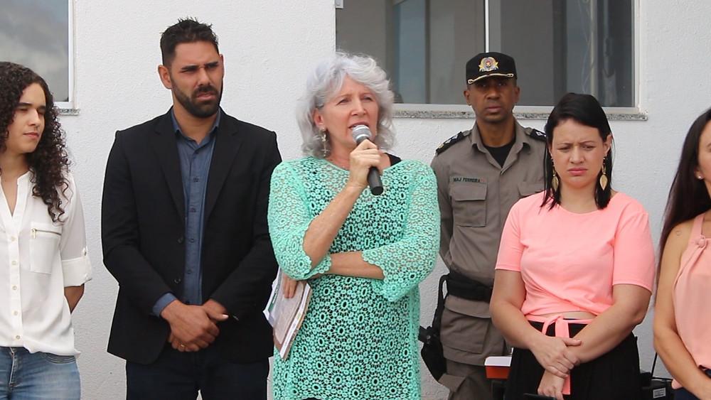 Izamara Meyer - Presidente da Associação dos Terapeutas de Alto Paraíso