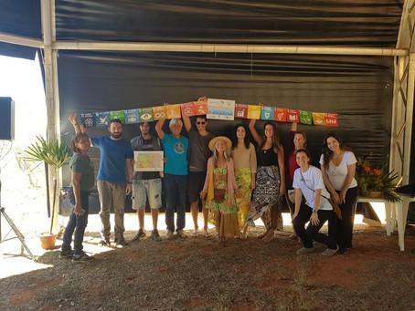 Virada do Cerrado – Treinamento de multiplicadores sobre os ODS – Gaia Education