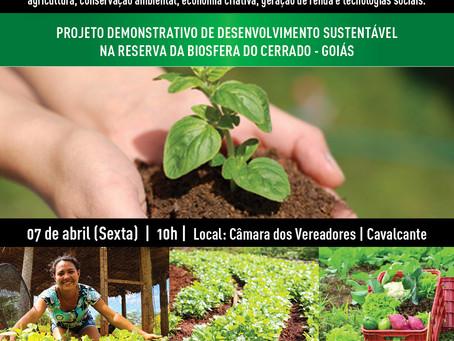 Agricultura Viva em Cavalcante