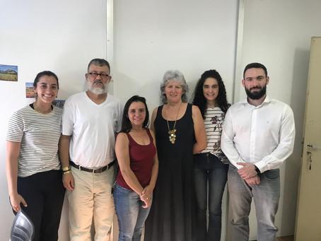 Instituto Sol e parceiros realizam reunião sobre o Núcleo de Práticas Integrativas e Complementares