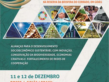 """ll Seminário Regional -""""Diálogos para a Sustentabilidade"""""""