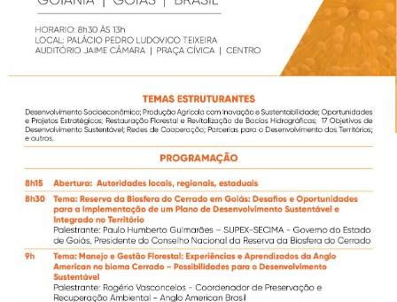 Instituto Sol participa do 3º Diálogos para Sustentabilidade e Reunião da Comissão Estadual da RCB e