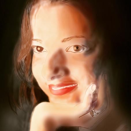 Visual Art | Priya Hakim - Sawardekar | @expressions_0805