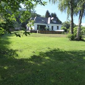 Hégenheim à la frontière de Bâle : Luxueuse villa de 380m²