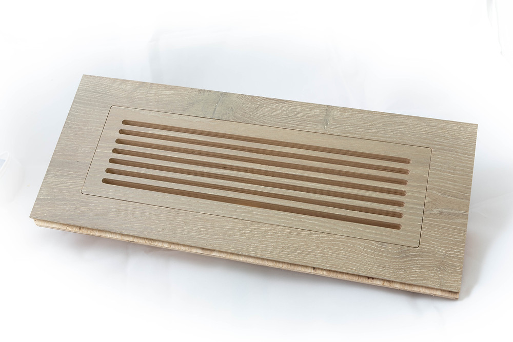 integrated air vent