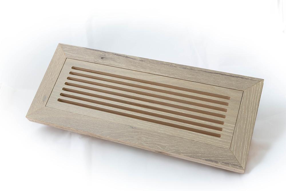 framed air vent