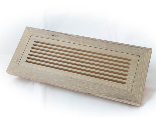 Don't let the air vent become an eye sour