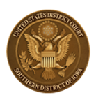 Iowa Federal Court Southern District Seal