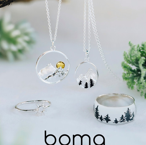 Boma Sterling Jewelry