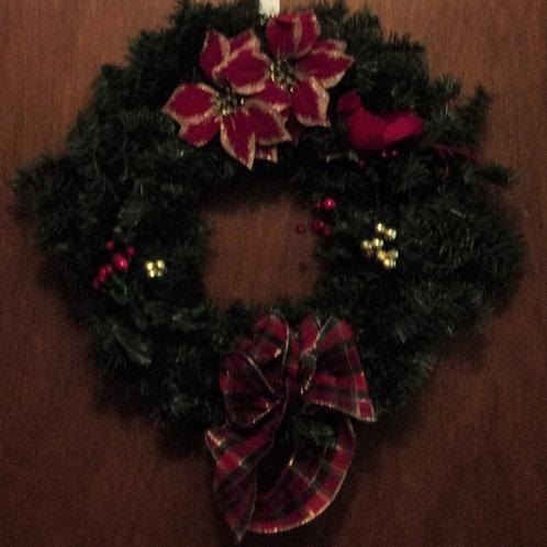 A wee little wreath