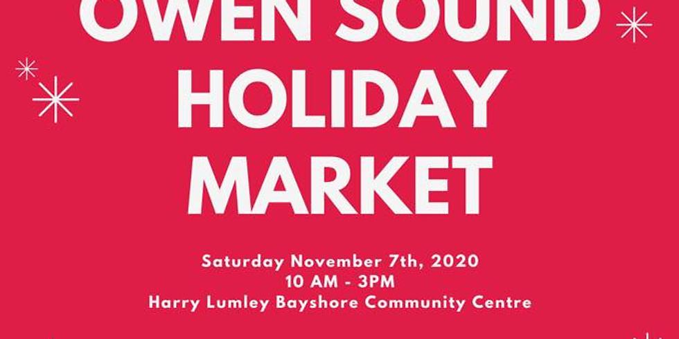 Owen Sound Holiday Market