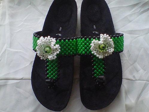Flower Slippers