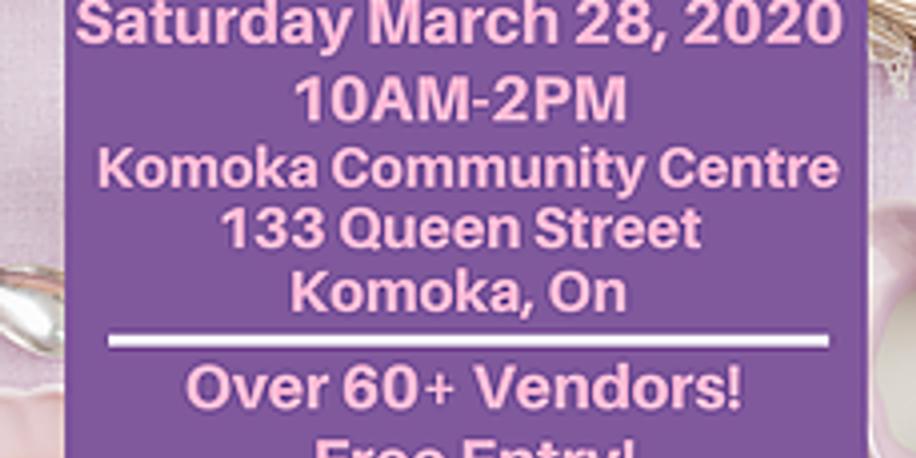 Komoka Spring Shopping Extravaganza Event