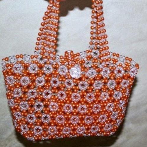 Crystal Circles Bag