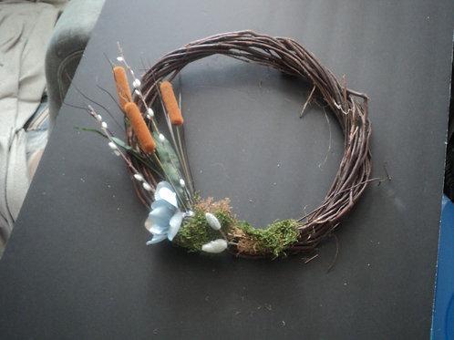 Marsh Garden Wreath