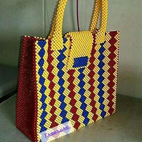 Diamond Strip Bag