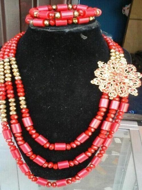 Morse Jewellery Set