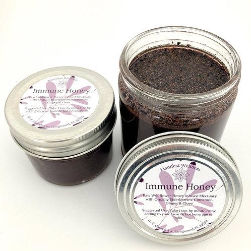 Immune Support Honey Electuary
