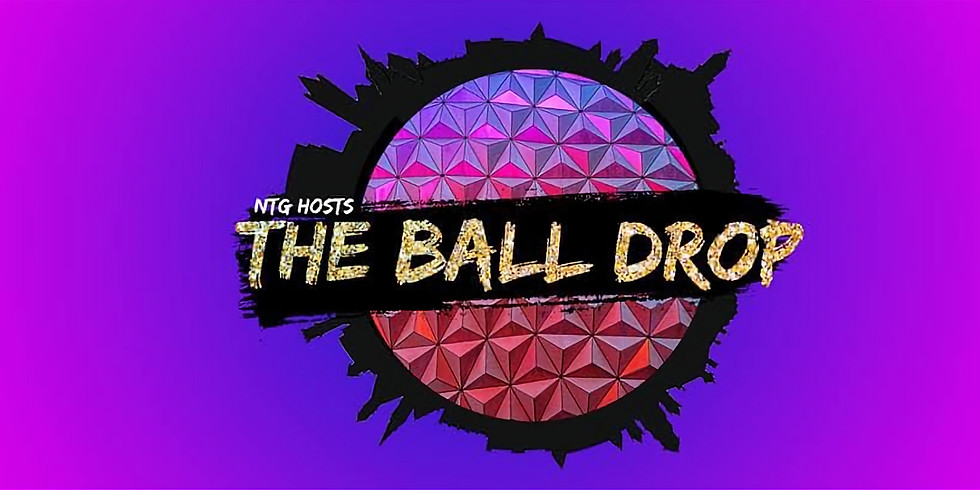 """New Years Eve """"The Ball Drop"""" Party"""