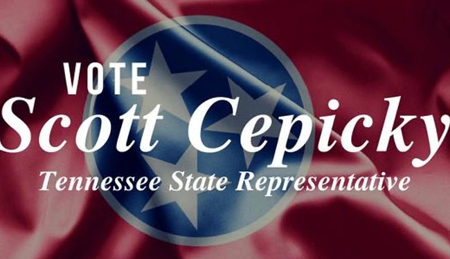 Alliance for Tennessee Families Endorses Scott Cepicky