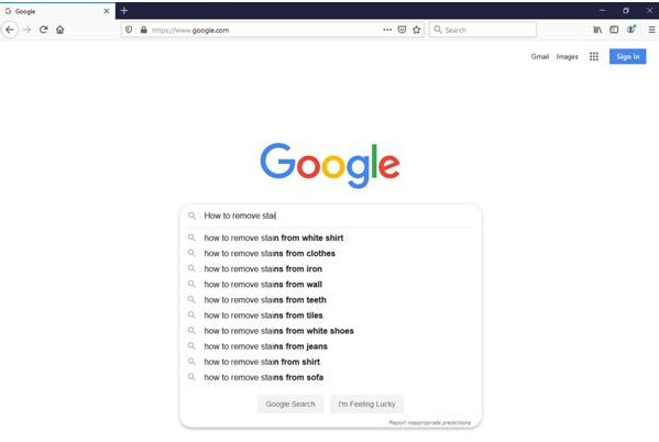 Long tail keywords are search queries using natural language questions