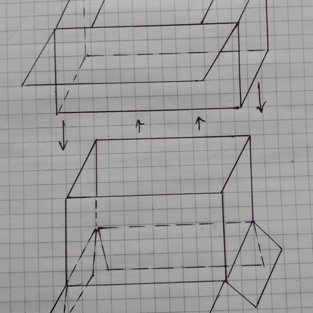 Top and Bottom Full Telescopic Carton