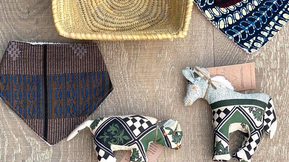 Baby Gift Basket - African Mix set of 6