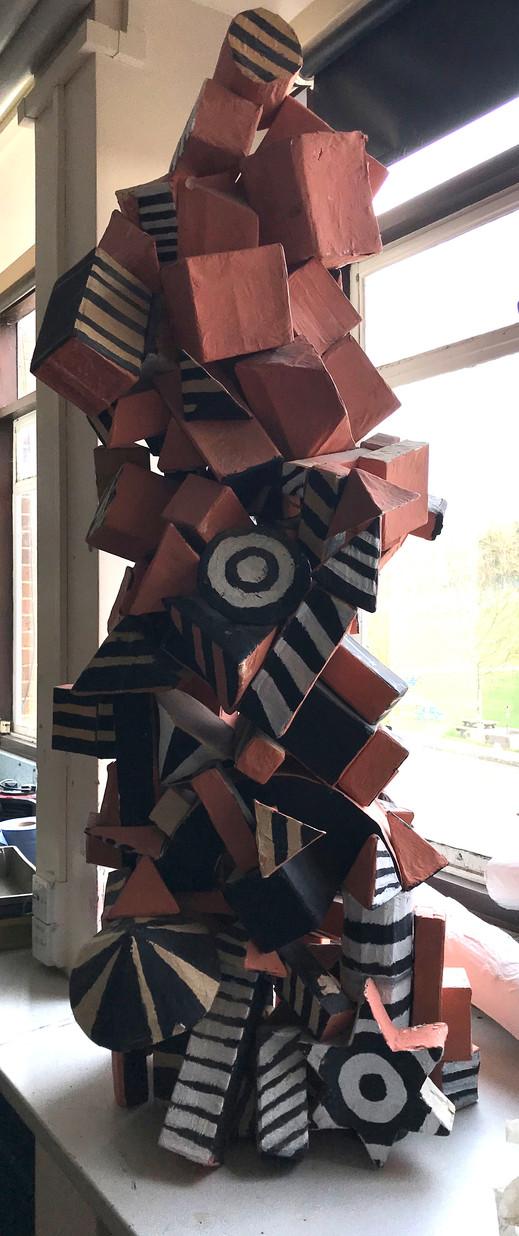 Y9 Collaborative Sculpture