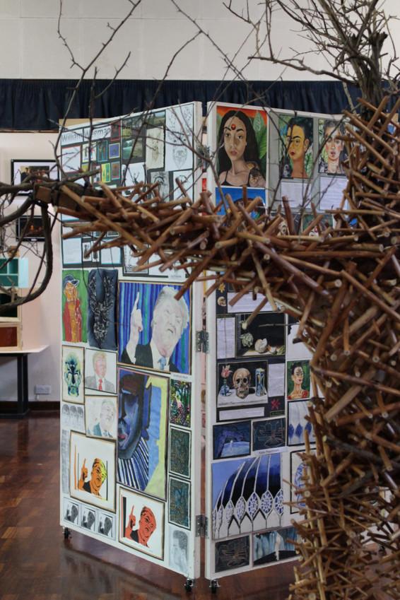 Y11 Exhibition View