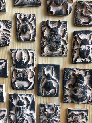 Y8 Ceramic Bugs