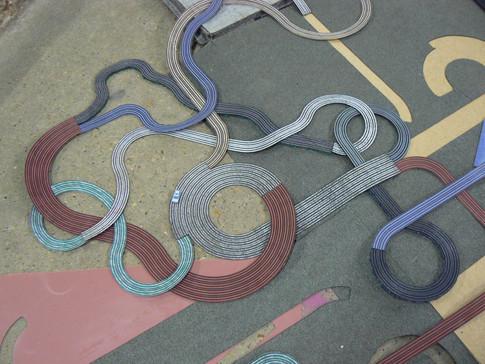 Installation Trinity Buoy Wharf 2007