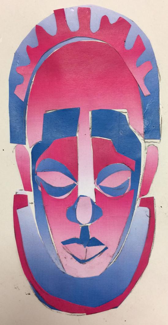 Y8 West African Masks